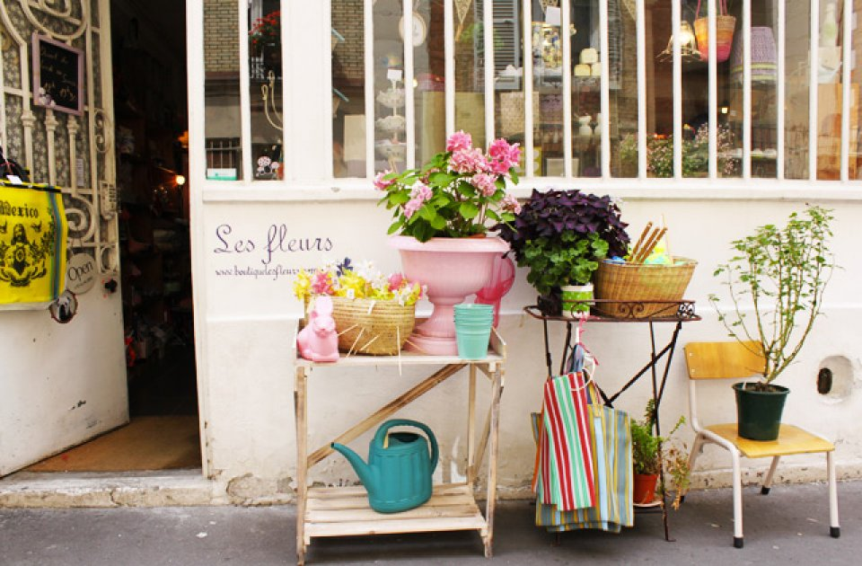 boutique les fleurs : the concept store we love in paris | artus hotel